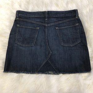 GAP Skirts - Gap Dark Blue Denim Skirt 12/31